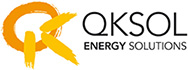 QKSOL – Energy Solutions Mobile Retina Logo