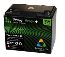 Baterías de Litio compacta
